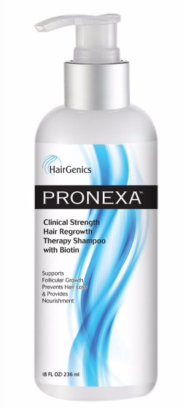 HairGenics Pronexa Hair Regrowth Therapy Shampoo Review