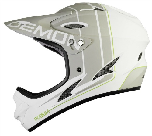 Demon Podium Full Face Mountain Bike Helmet Review