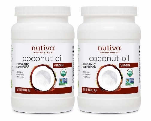Nutiva Organic Virgin Coconut Oil Review