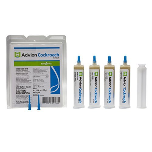 Advion Syngenta Cockroach Gel Bait Review