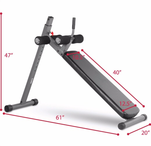 XMark 12 Position Adjustable AB Bench XM-4416.1 Review
