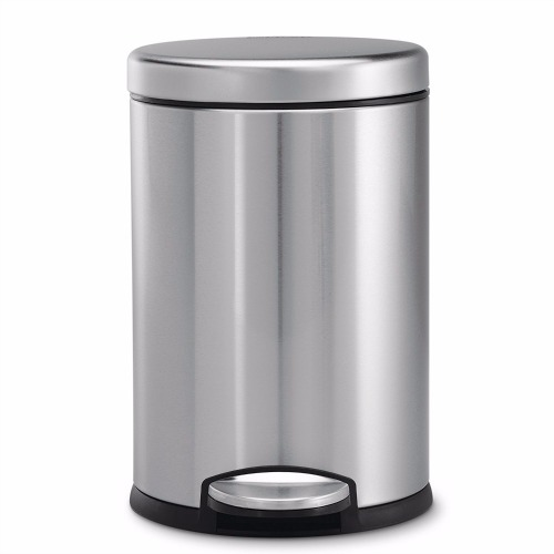 Simplehuman Mini Round Step Trash Can