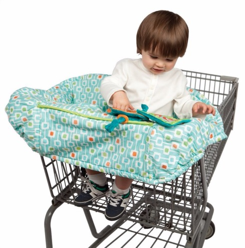 The Best Shopping Cart Cover for Parents with Little Kids