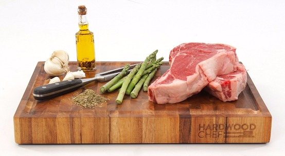 Hardwood Chef Premium Thick Acacia Wood End Grain Cutting Board Review