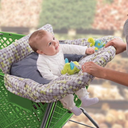 Summer Infant 2-in-1 Cushy Cart Cover and Seat Positioner Review