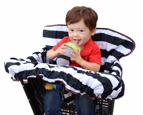 Lumiere Shopping Cart Cover for Baby Review