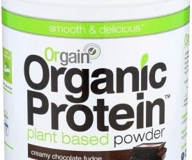 Orgain Organic Plant Based Protein Powder Reviews