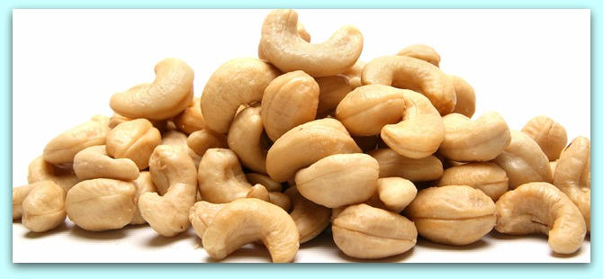 Cashew Nut Description