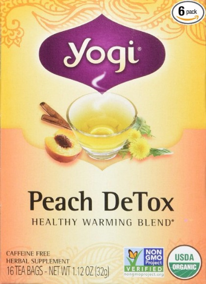 Yogi Detox Tea Ingredients