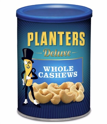 Planters Deluxe Whole Cashew Nuts Review