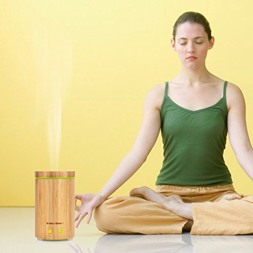 Innogear Real Bamboo Essential Oil Diffuser Reviews