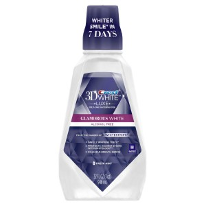 Crest 3D White Multi-Care Whitening Rinse Review