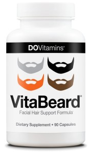 VitaBeard - Vegan Facial Hair Support Formula