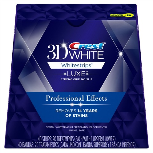Crest 3D White Strips Reviews