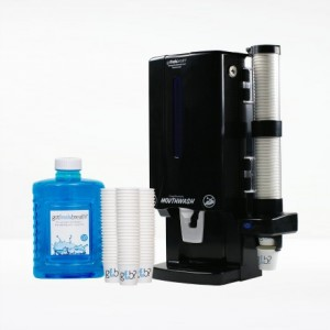 Mouthwash Dispenser by Got Fresh Breath