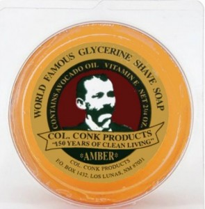 Colonel Conk Glycerin Soap