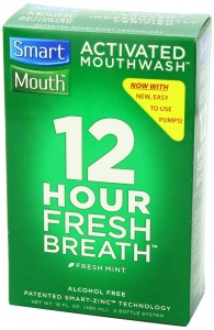 Smartmouth Alcohol-Free Mouthwash