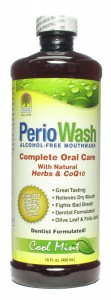 Nature's Answer Periowash Alcohol-free Mouthwash