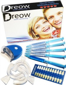 PROFESSIONAL TEETH WHITENING KIT by DREOW