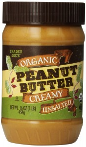 best natural peanut butter