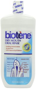 Biotene Oral Rinse for Dry Mouth Symptoms-33.8 oz.