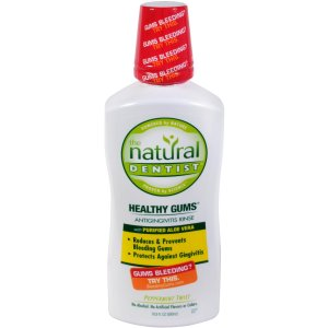 The Natural Dentist Gums Anti-gingivitis Rinse