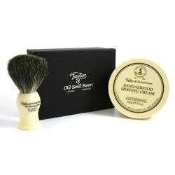 Taylor of Old Bond Street Pure Badger Shaving Brush Kit