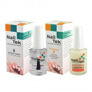 Nail Tek Intensitive Therapy II With Free Foundation II