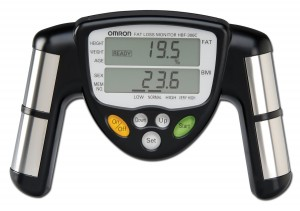 Omron Body Fat Loss Monitor model HBF-306C