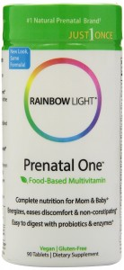 Rainbow Light Prenatal One Multivitamin Review