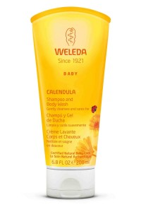 Weleda Baby Calendula Shampoo & Body Wash Review