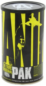 Universal Nutrition Animal Pak Sports Nutrition Supplement