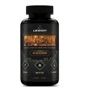 Legion Phoenix Fat Burner Reviews