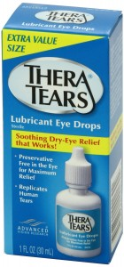 Thera Tears, Lubricant Eye Drops