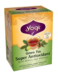 Yogi Green Tea Reviews