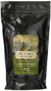 Numi Gunpowder Green Tea Review