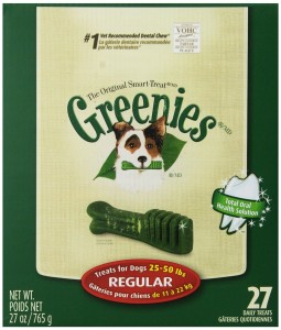 Greenies Dental Chews for Dogs Reviews