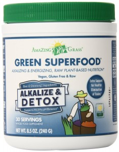 Amazing Grass Green superfood Alkalize & Detox