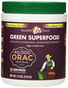 Amazing Grass ORAC Green Superfoods