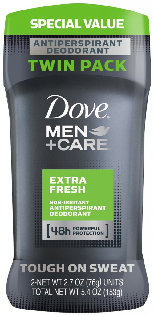 Dove Men Care Antiperspirant Deodorant Review