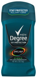 Degree Men Dry Protection Antiperspirant Deodorant Review