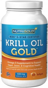 Benefits of krill oil