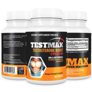 TestMax Testosterone Booster Reviews