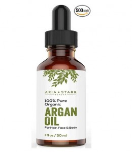 Aria Starr Beauty Argan Oil