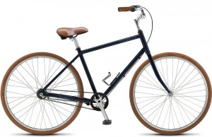 Diamond Frame Bicycle By Priority