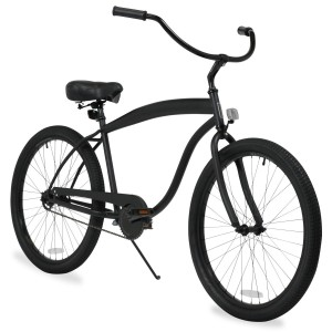 SixThreeZero Men's 26-Inch Beach Cruiser Bicycle