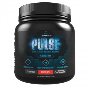Legion Pulse Pre Workout Review