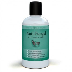 Antifungal Soap with Tea Tree Oil