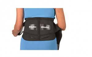 Adjustable Back Brace from Mueller