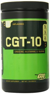Optimum Nutrition Creatine Glutamine Taurine